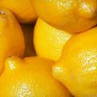 Plantas medicinales hemostáticas - Limones