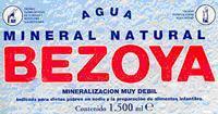 Comparativa de aguas minerales