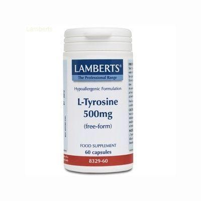 Propiedades de L-Tirosina